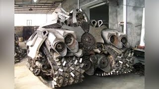 5 Indestructible Tanks You Won