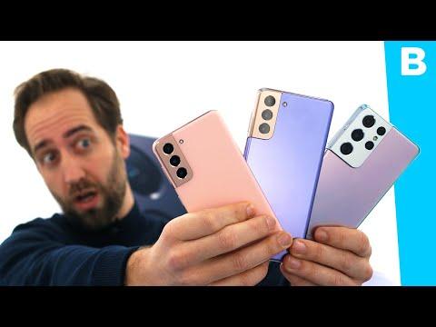 Eerste indruk Samsung