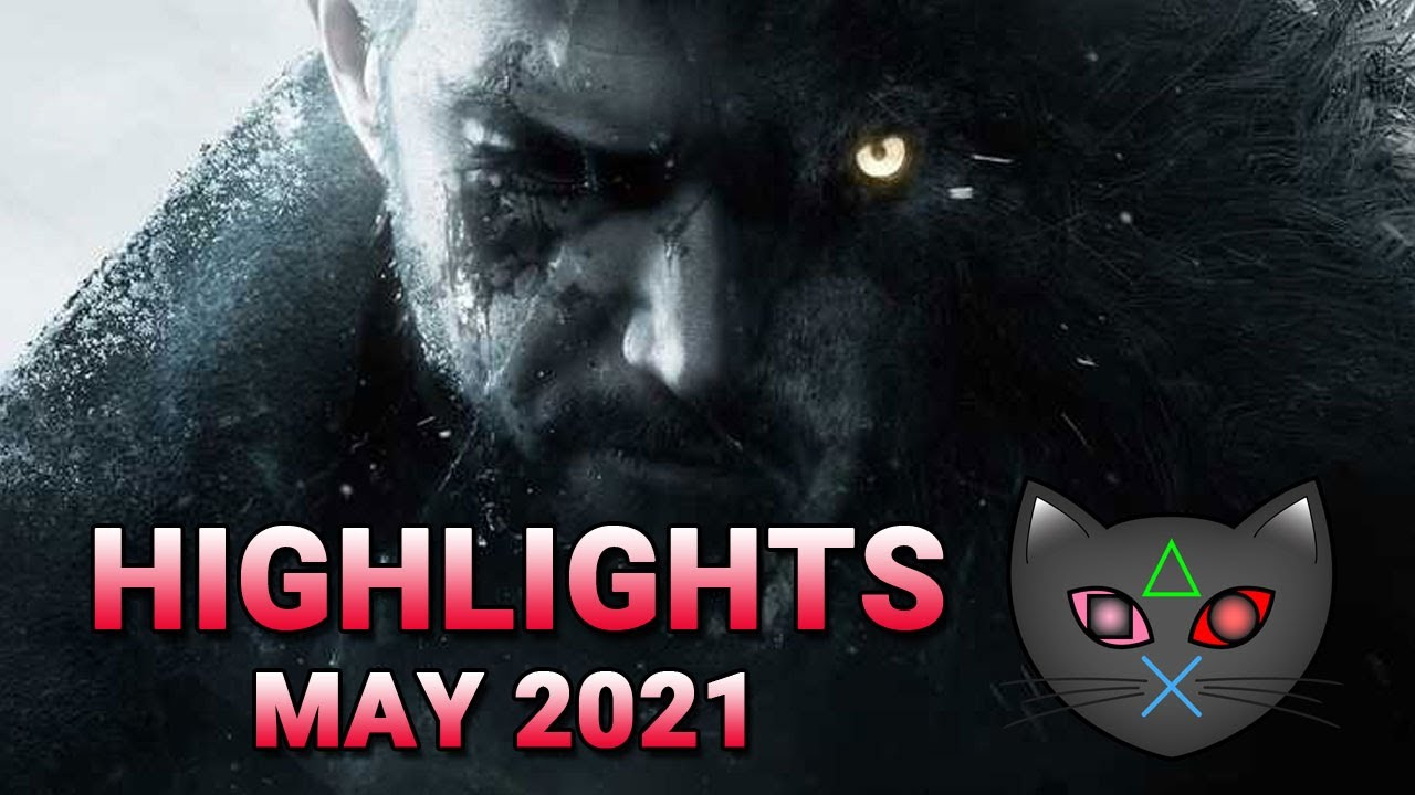 GamerKat09 Highlights - May 2021