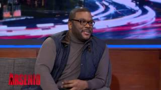 Tyler Perry Explains The Birth Of 'Madea' & Why He Started Writing