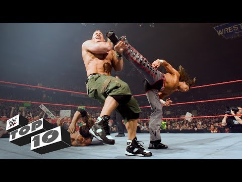 Superstars attacking their tag team partners: WWE Top 10, April 23, 2018