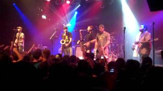 Streetlight Manifesto (live) - We Are the Few - 9/20/09 - Highline Ballroom