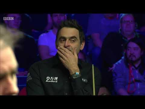 Ronnie O'Sullivan v Anthony Hamilton | 2020 Welsh Open [HD 50 fps]
