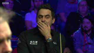 Ronnie O'Sullivan v Anthony Hamilton | 2020 Welsh Open [HD 50 fps]