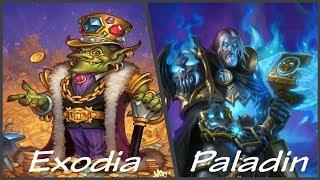 Exodia Paladin (Hearthstone Deck Showcase)