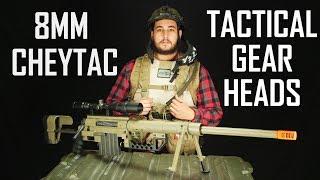 8MM CheyTac Intervention TGH! - Airsoft GI