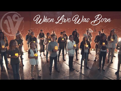 When Love Was Born by Mark Schultz cover by One Voice Children's Choir