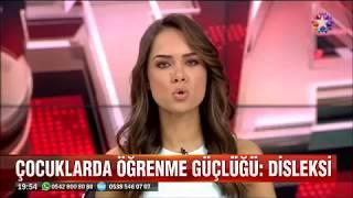 Disleksi Türkiye'de Çözülüyor (Star Tv Ana Haber)