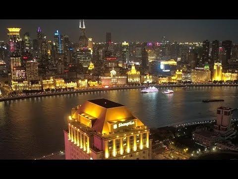 Idyllic Luxury at Pudong Shangri-La, East Shanghai