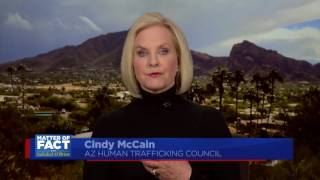 Cindy McCain Combats Online Sales of Sex with Minors