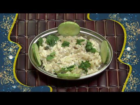 Taste of India  - Parcy Brown Rice & Vegitable Dhansuk - 10th  December 2015 – Full Episode