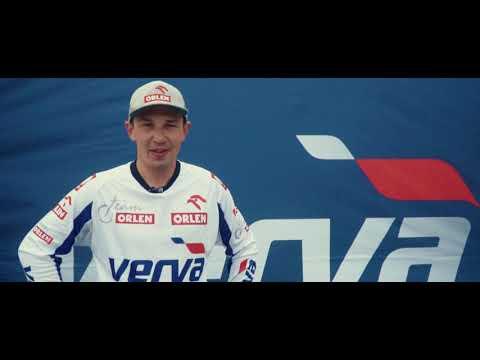 Adam Tomiczek - European Championship - Latvia - ORLEN TEAM - Www.borntomx.pl