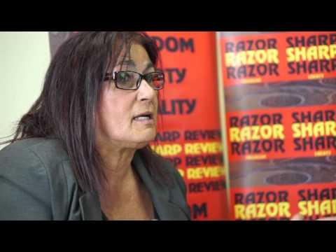 DR KEN COGHILL RAZOR SHARP REVIEW INTERVIEW 17/02/16