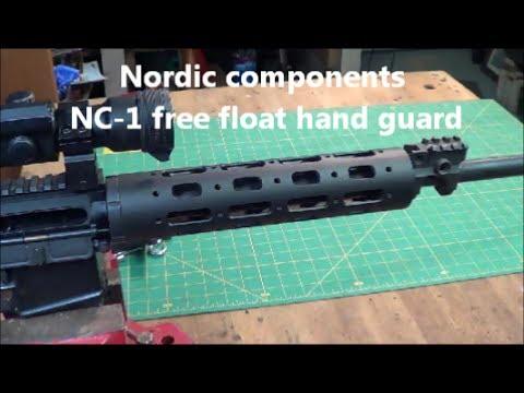 Nordic Components NC-1 Freefloat Handguard
