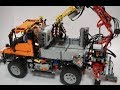 LEGO Technic 8110 - Fully Motorized Unimog with MINDSTORMS NXT (A.I) by 뿡대디