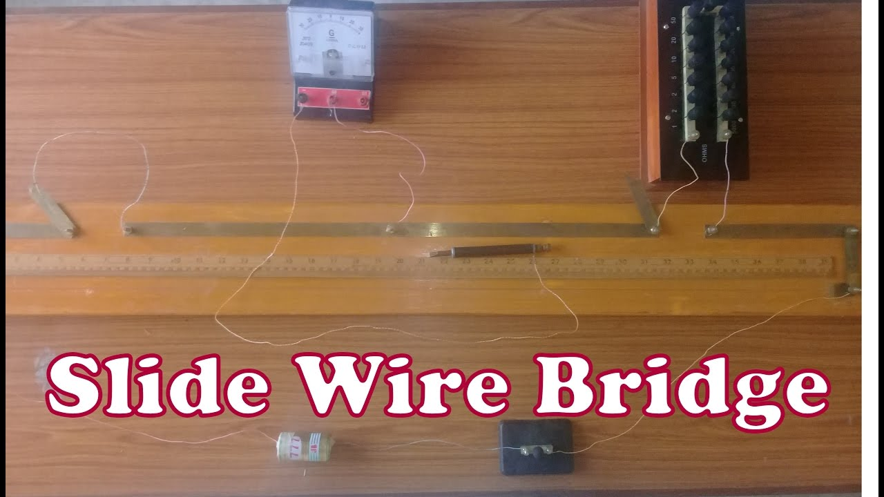 an experiment to determine wire resistance with varying wire diameter