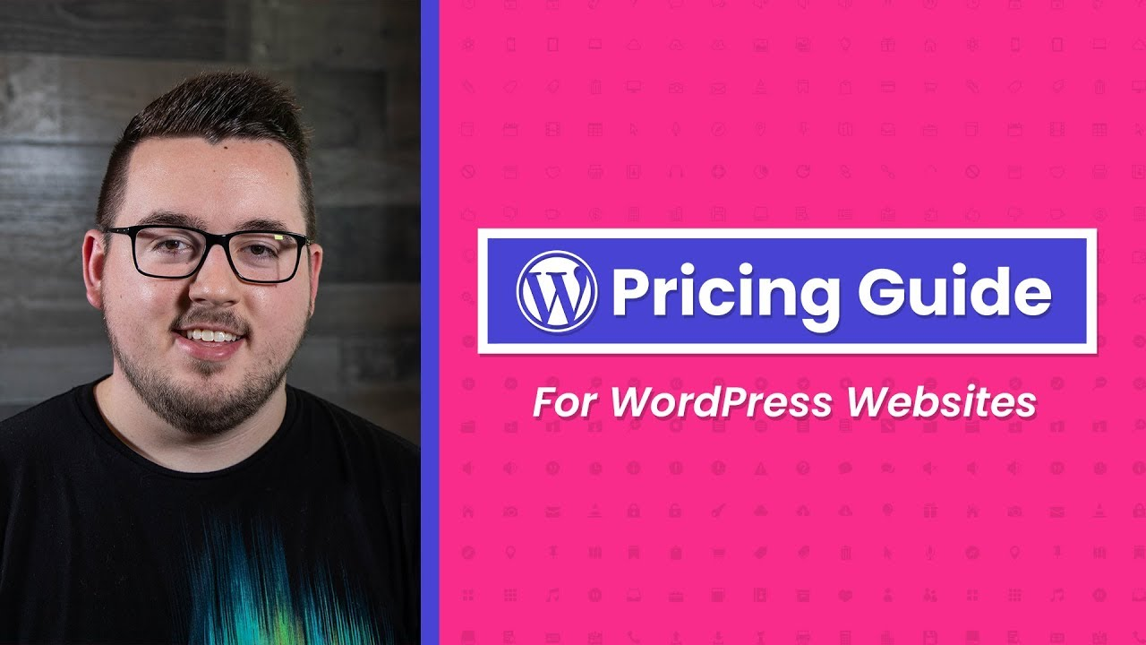A General Pricing Guide for WordPress Websites