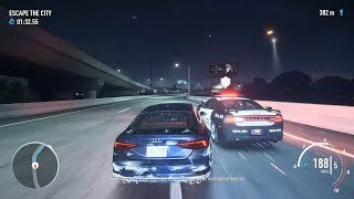 NFS Payback - Escape the cops | Skyhammer Mission