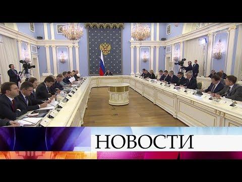 Россия вводит запрет на поставки нефти и нефтепродуктов на Украину.