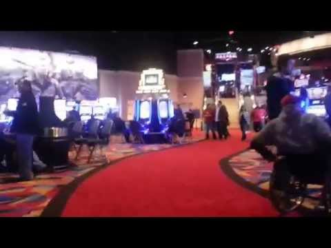 Welcome To Hollywood Gaming In Dayton, Ohio. Video 1 (Saturday Night Footage)