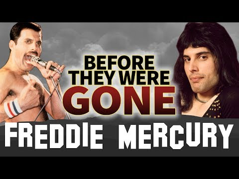 FREDDIE MERCURY | Before They Were Gone | Bohemian Rhapsody