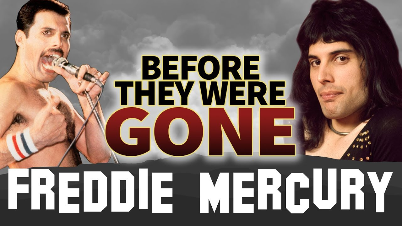 FREDDIE MERCURY   Before They Were Gone   Bohemian Rhapsody