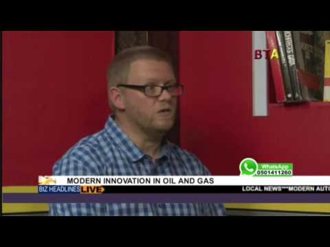 BTA, Ghana Interview with Neil Fogarty - Innovation In Oil And Gas - Part 1