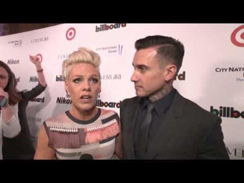 P!nk Honored by Billboard Magazine