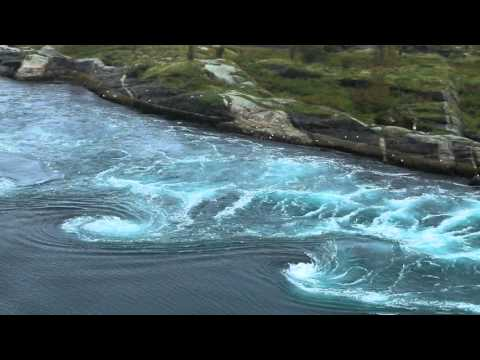 SALTSTRAUMEN, NORWAY • The strongest tidal current in the world