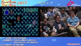 Summer Games Done Quick 2014 - Part 28 - Pulseman