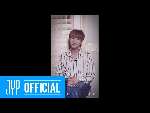 [POCKET LIVE] DAY6 Young K