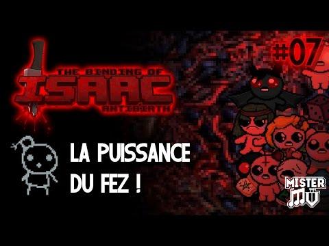 [07] JUDAS : LA PUISSANCE DU FEZ ! (The Binding of Isaac : Antibirth Mod)