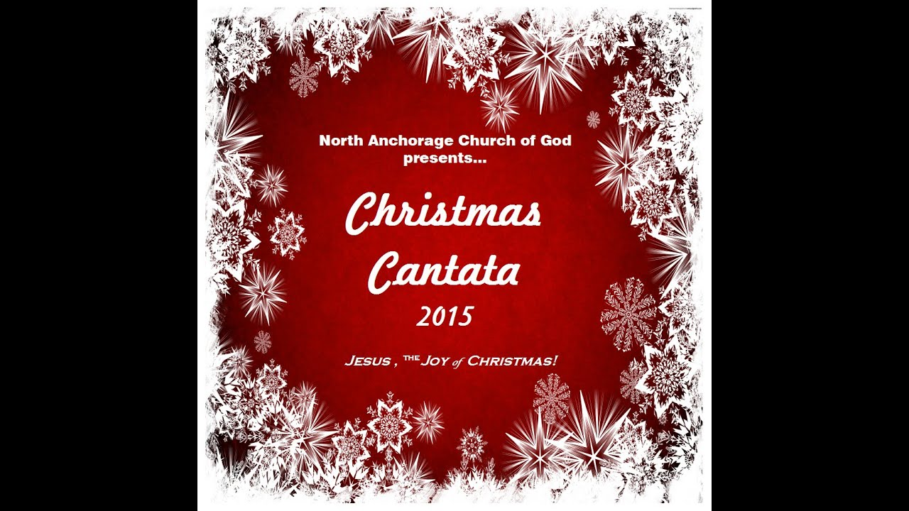 The jesus gift christmas cantata
