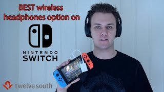 BEST WIRELESS OPTION ON SWITCH?! | AirFly unboxing and mini review | Gam3r4Fun