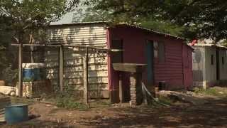 Familias que habitan en orilla del río Jamapa se niegan a ser reubicadas