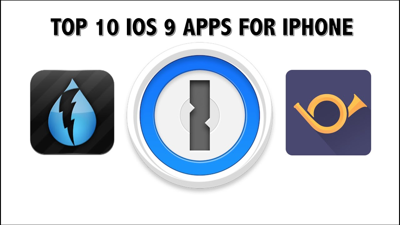 top 10 apps for iphone 2016