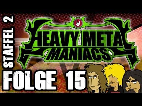 Heavy Metal Maniacs - Folge 15: Im Kino