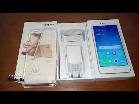 Oppo A37/Neo 9 White : Unboxing and Review