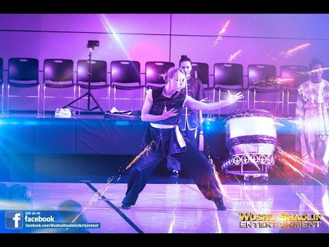 Wushu Warriors Live Show - Bookings & Services Information 2017