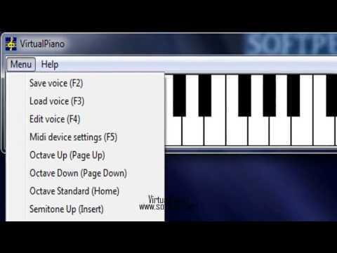 Download VirtualPiano Free!