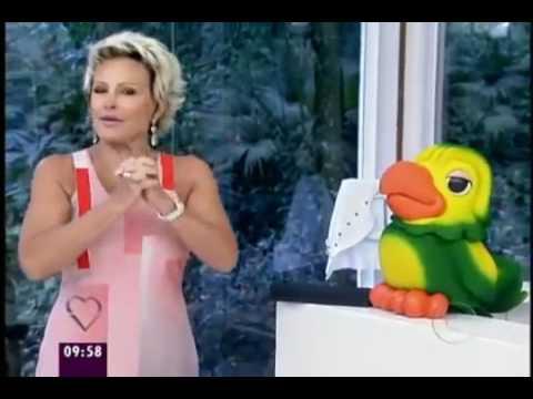 Motivacional Ana Maria Braga Cita Texto Do Roberto