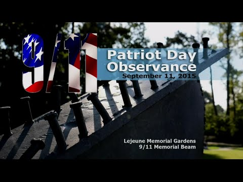 Patriot Day 2015 - September 11, 2015