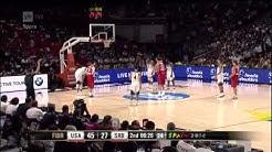 Koripallon MM-finaali 2014 USA-Serbia