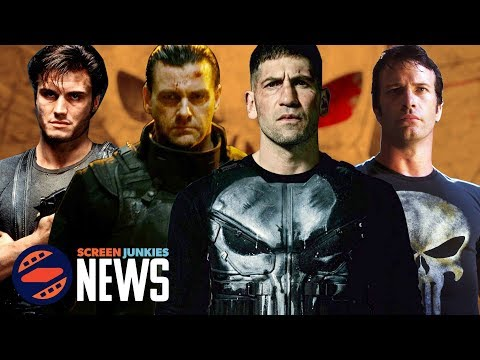 What Netflix's Punisher Can Learn From the Movies
