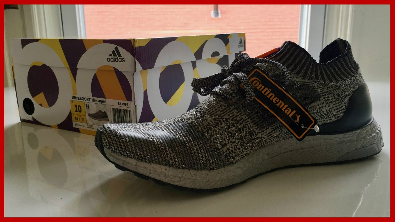 separation shoes 4a1d5 4e90c Adidas Silver Ultra Boost Uncaged Review