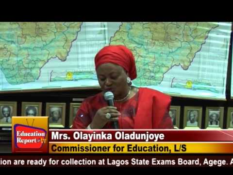 EDUCATION REPORT ON TV(WESTAFRICAN VENTURES & SAFARI BOOKS DONATE 4500MAPS TO LAGOS STATE) EPS 79A
