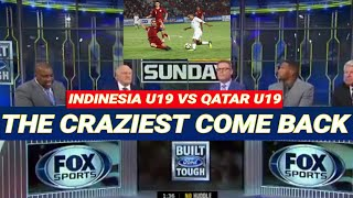 Download Video MEDIA ASING TAKJUB DG COME BACK TIMNAS U19 LAWAN QATAR;TOLD FERRRE;HATTRICK;VS UEA; MP3 3GP MP4