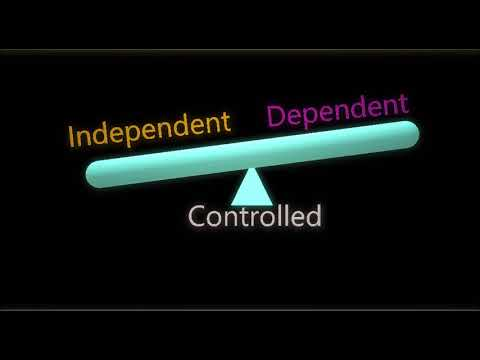 I.D.C.: The Super Short Independent Dependent and Controlled Variables Song