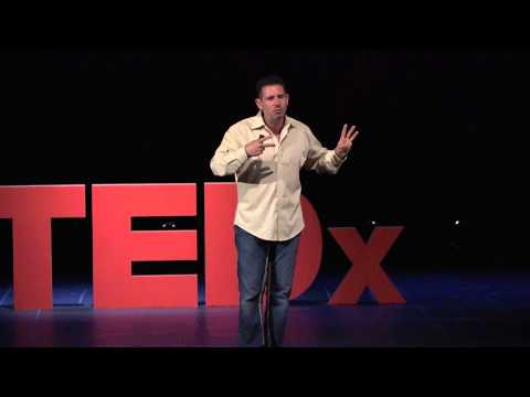 Learned Intuition: Patrick Schwerdtfeger at TEDxSacramentoSalon ...