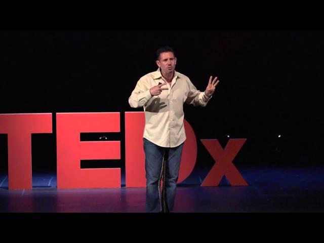 Learned Intuition: Patrick Schwerdtfeger at TEDxSacramentoSalon